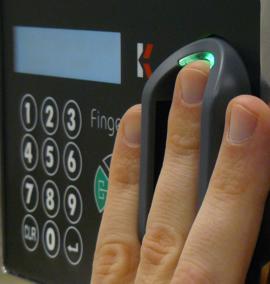 control de accesos biodigital